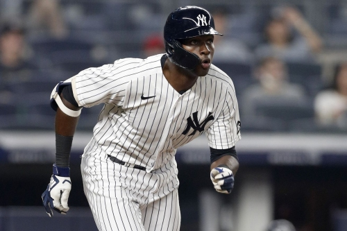 Can the Yankees expect centerfield help to come from within the organization?