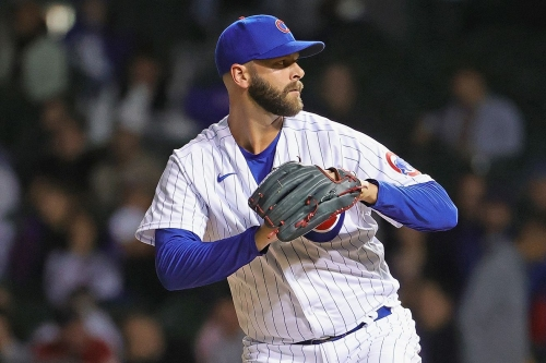 Cubs 40-man roster coin-flips: Tommy Nance
