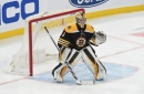 Projected Bruins' lines vs. Stars: Swayman gets the start