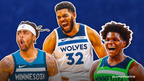 Karl-Anthony Towns drops major hint on Timberwolves future