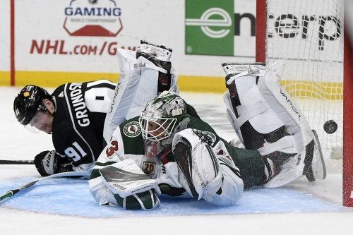 Wild try to keep momentum going in Los Angeles