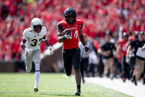 Jerome Ford, Bearcats Run Up the Score on UCF