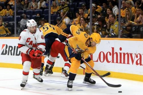 Game Thread: Predators vs. Hurricanes 10/16/21