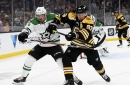 RECAP: Stars Play Not To Lose, Lose To Bruins Anyway, 3-1
