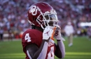 OU football: Sooners receiver Mario Williams exits with apparent hamstring injury against TCU, per report