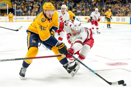 Nashville Predators 2, Carolina Hurricanes 3: Calm, Cool, But An Uncollected Two Points