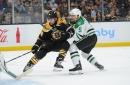 Recap: Bruins top Stars, 3-1, on penalty shot and DeBrusk goal in season opener