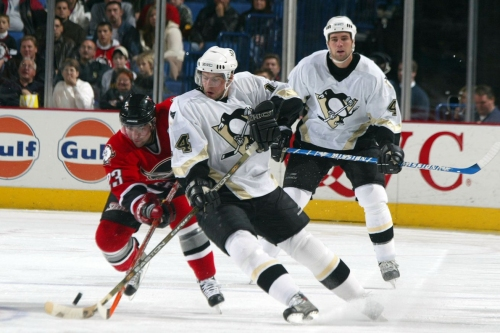 When did the Penguins last start without their superstars?