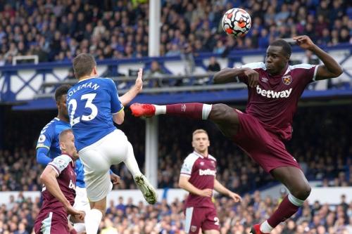 Everton vs West Ham: Live and How to Watch | Second half underway