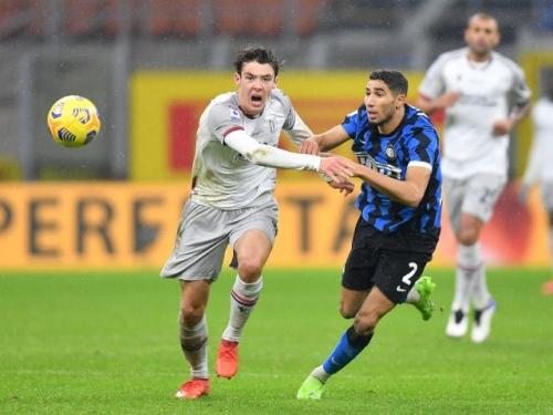 Aston Villa considering move for Bologna defender Aaron Hickey?
