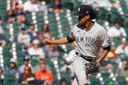 The Yankees hope Matt Blake can fix Deivi García