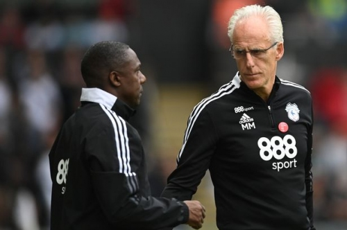 Mick McCarthy's Cardiff City tactics are managerial madness, it's hard to see how Vincent Tan can let this carry on after South Wales derby horror show