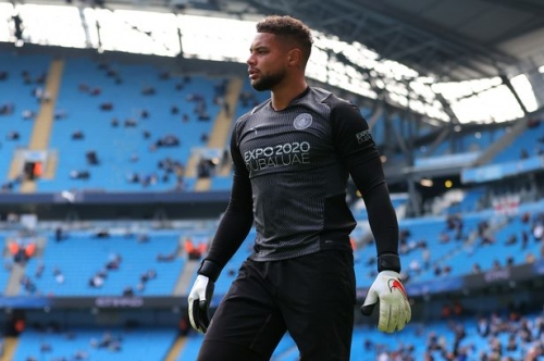 Zack Steffen shows the 'City DNA' as former Man City heroes hail Ederson's deputy