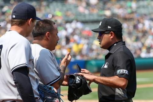 NYY Social Media Spotlight: See what Nestor Cortés Jr. said about MLB umps
