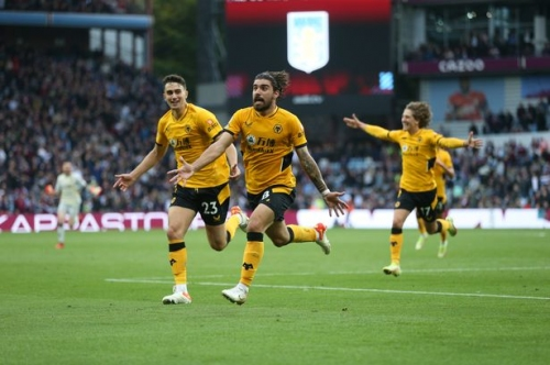 Ruben Neves reveals what Daniel Podence told him & why Aston Villa 'cannot talk' to Wolves