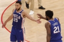 Ben Simmons returns to practice and other Sixers notes