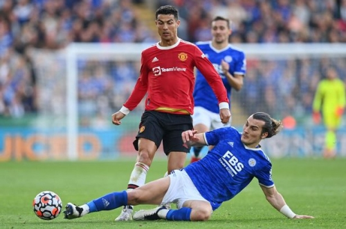 Brendan Rodgers reveals how Leicester stopped Cristiano Ronaldo in win over Man United