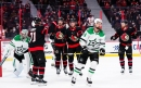 Tierney notches pair of power-play goals as Senators beat Stars