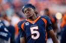 10 losers and 0 winners in the Broncos loss to the Raiders