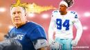 Cowboys veteran Randy Gregory blasts Patriots over 'dirty play' in regulation
