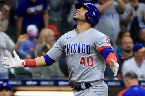 There's a mock Willson Contreras trade proposal online. It's not good, so let's mock it