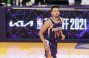 Landry Shamet signs 4 year extension with the Suns