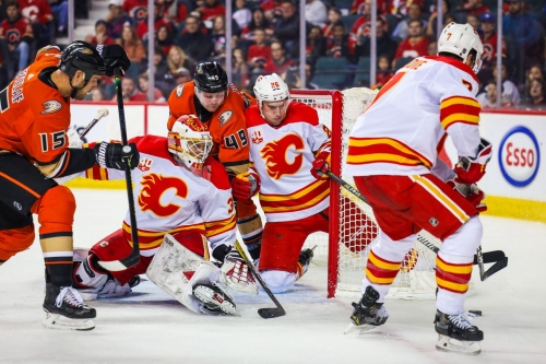 Preview (2/82): Flames Welcome Ducks for Home Opener