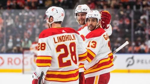 NHL Live Tracker: Ducks vs. Flames on SN NOW