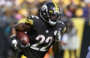 """Najee Harris talks how Ben Roethlisberger is """"more than a leader"""" for the Steelers"""