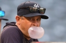 Yankees collectively shrug, re-sign Aaron Boone as manager
