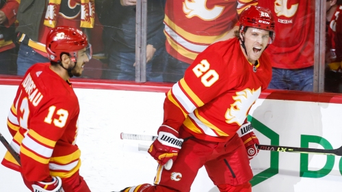 Coleman endears himself in Flames debut, but execution issues cost Calgary