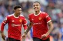 Manchester United's Ole Gunnar Solskjaer is already backtracking on Mason Greenwood promise