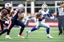 Cowboys playing with fire in criticism of officiating crew following OT win at New England