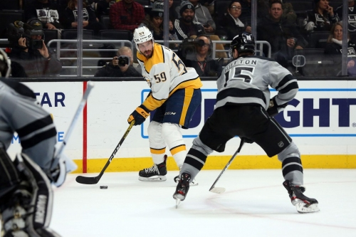 Preview: Nashville Predators vs L.A. Kings 10/19/21