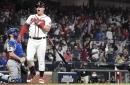 NLCS Game 3: Braves vs Dodgers