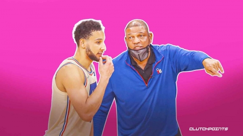 Sixers coach Doc Rivers explains why he suspended Ben Simmons