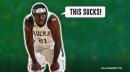 Bucks get big injury blow after Jrue Holiday exit vs. Nets