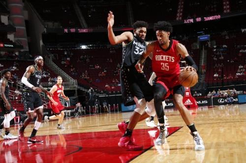 Houston Rockets vs. Minnesota Timberwolves game preview