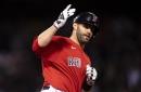 Daily Red Sox Links: J.D. Martinez, Kyle Schwarber, Jeter Downs