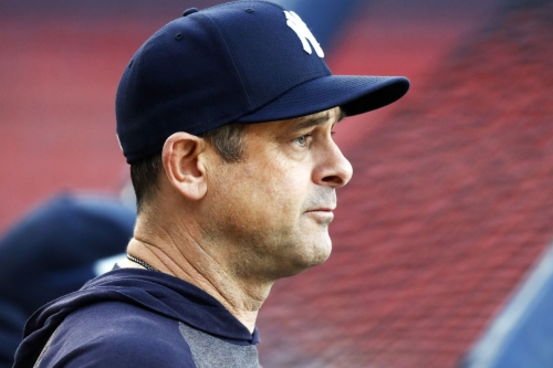 Outside The Confines: Another surprising managerial move