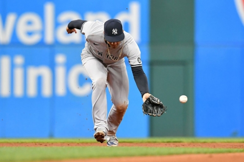 How the Yankees' confidence in Gleyber Torres at shortstop gradually waned
