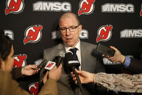 Looming Contract Negotiations for Hughes, Bratt, and Zacha Next Offseason Could Define Fitzgerald's Tenure as Devils GM