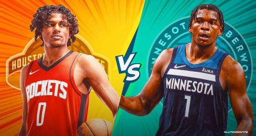 NBA Odds: Rockets vs. Timberwolves prediction, odds, pick and more – 10/20/21