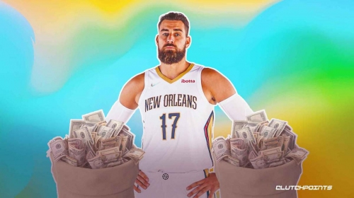 Jonas Valanciunas agrees to 2-year, $30.1 million extension with Pelicans