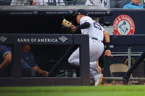The five best defensive plays of the Yankees season