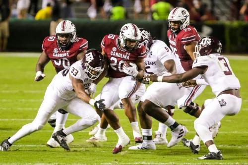 South Carolina at Texas A&M: Game Preview