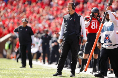 Fickell Takes Challenge of Navy Very Seriously