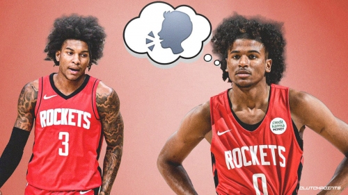 Jalen Green's strong message after Rockets' blowout loss to Timberwolves