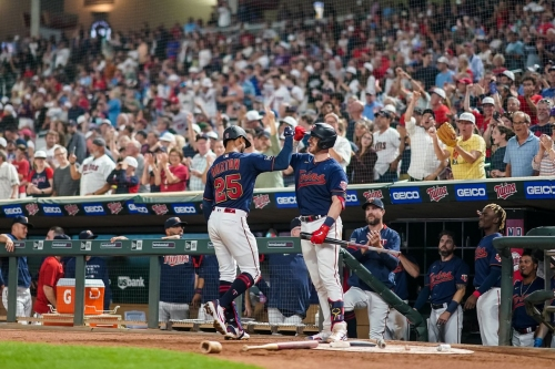 Minnesota's performance at the plate echoes the Yankees