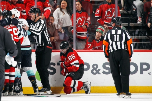 Jack Hughes' Injury and How it Could Expose the Devils' Weakness